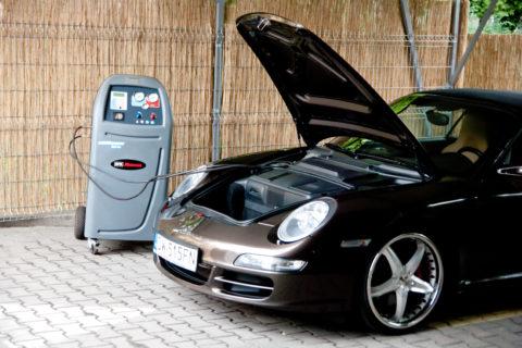 Naprawa klimatyzacji samochodowej w StylAuto